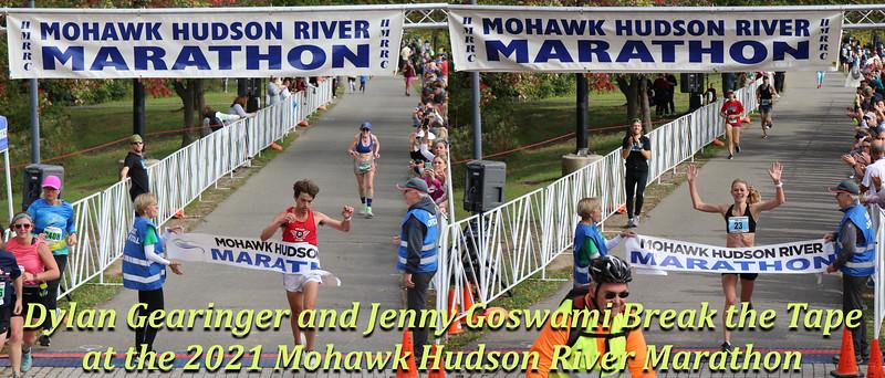 Mohawk Hudson River Marathon & Hannaford Half Marathon