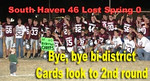 South Haven playoff run