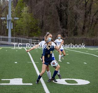 Girls Varsity Soccer 3/31