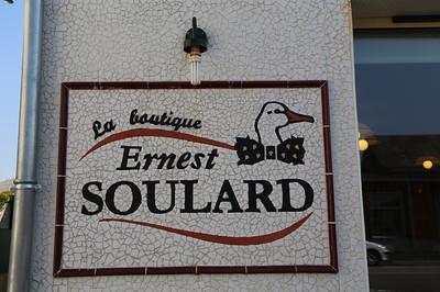 Enquête 2013 - foie gras Soulard - palaces et restaurants