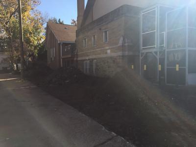 Parking Lot Renovation 2014