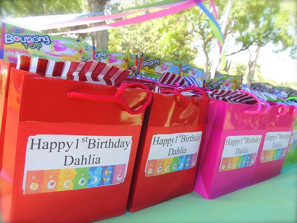 One Year of Rainbow Sprinkles
