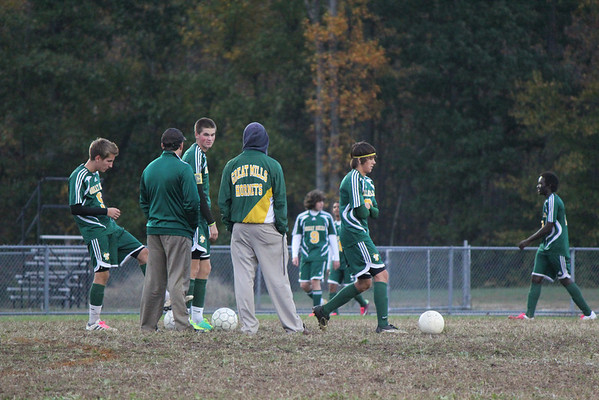 2011Soccer Great Mills vsHuntingtown