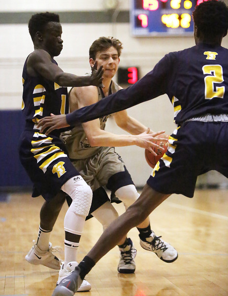 Nashoba Tech Minuteman basketball 011119