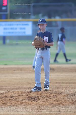 Tigers vs Cardinals 2019 DYBB Championship