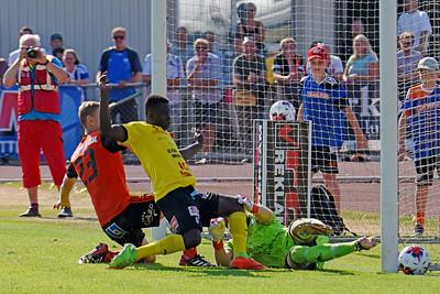 FK Karlskrona - Mjällby AIF