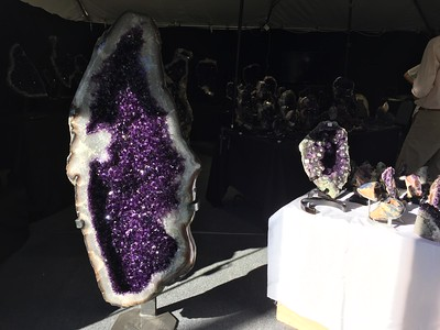 Tucson Gem, Fossil & Mineral Show 2017