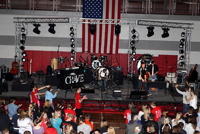 4/26/2013 - Colin & Chad Jensen / For King & Country @ Talent Show