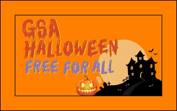 GSA Halloween Bash