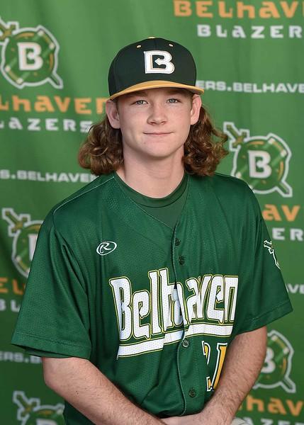 2018 Belhaven Baseball team