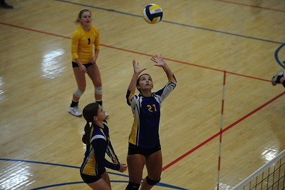 IHS volleyball vs. Prairie View 9/29/20