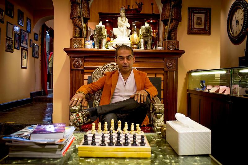 Tony the Tailor, Shanghai 2013