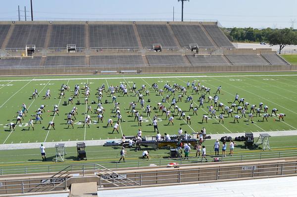 2015-10-12 Stadium Rehearsal