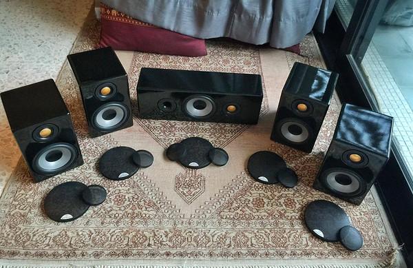 Monitor Audio Radius Surround Sound