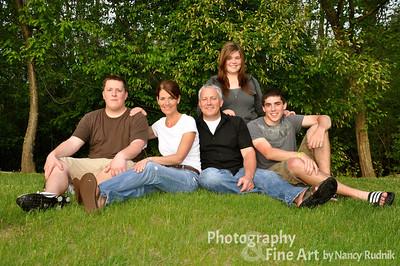 Barrett Family 2011