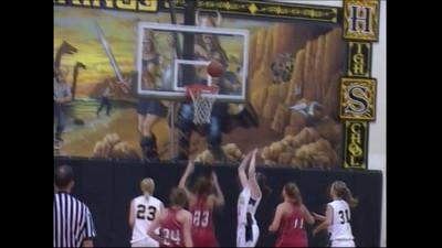 Video - Girls Varsity Basketball - 2009-2010 Highlights Part 2