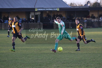 28/12/13 Cheshunt FC (A)
