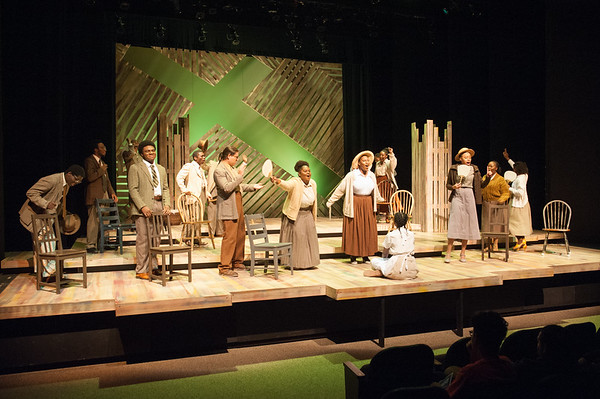 """10/31/18 Student Theater Production of """"The Color Purple"""""""