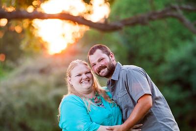 Kayla & Zach {engagement session}