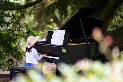 Flower Piano @ SFBG