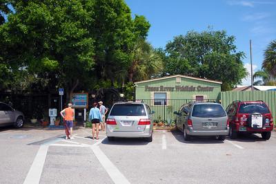 Peace River Wildlife Center, Punta Gorda, Florida 2016