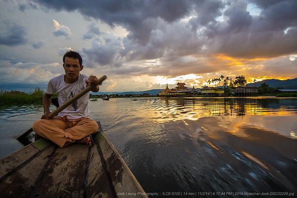 Small Footprint Travels Tour to Myanmar-Burma 2014