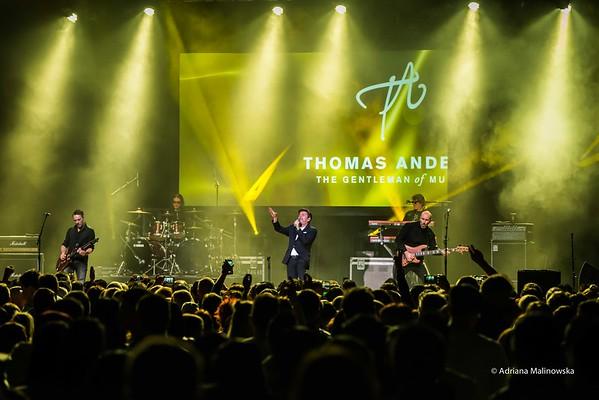 Thomas Anders and Modern Talking Band