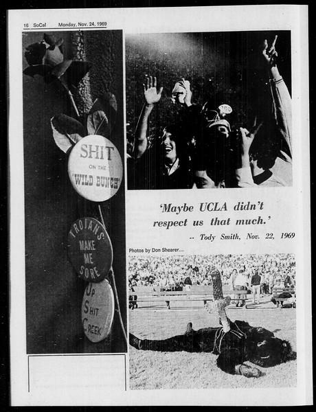 SoCal, Vol. 61, No. 50, November 24, 1969