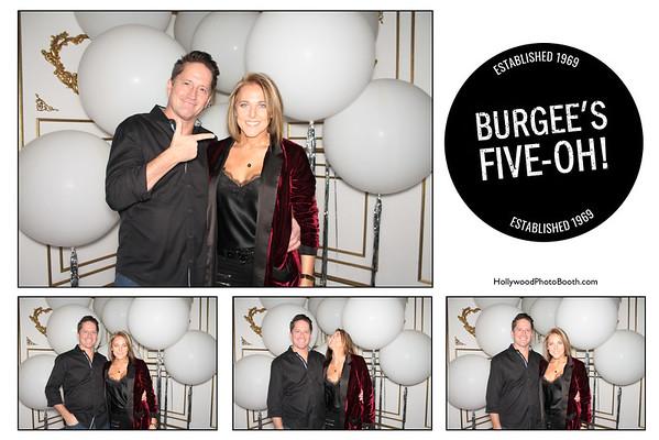 Burgee's Five-Oh!