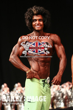 JUNIOR MEN'S PHYSIQUE 2