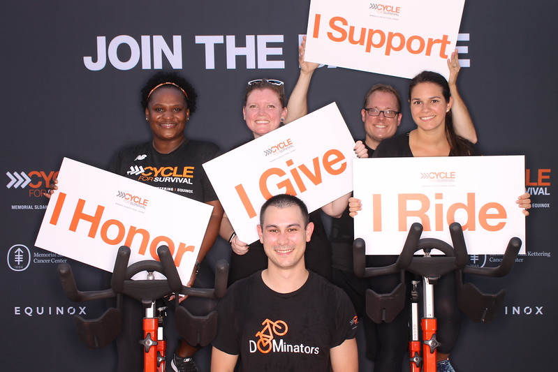 09/27/17 CycleForSurvival Times Square Takeover