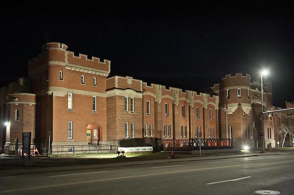 Mewata armoury - Drill Hall