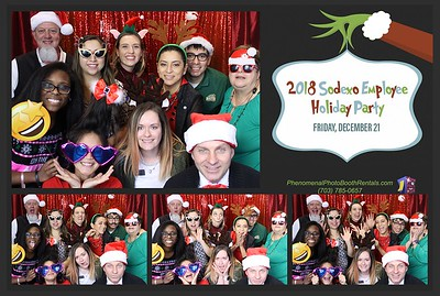 SODEXO Employee Christmas Party_Dec. 2018