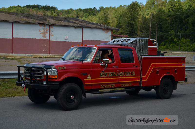 New England Fire Co. (Walker Township) Brush 32-42: 1993 Ford