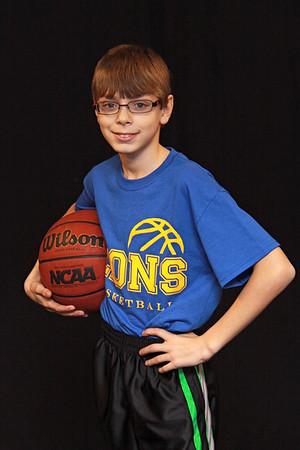 Chestnut Ridge Basketball 2014