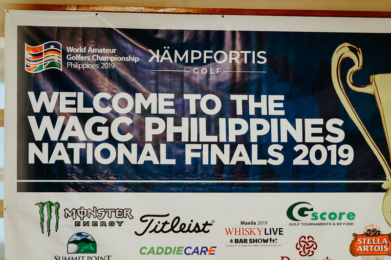 WAGC Philippines National Finals 2019