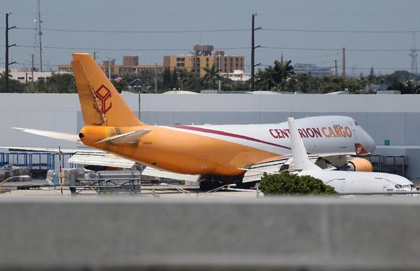 Centurion Air Cargo (WE)