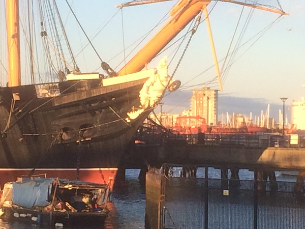 01_Portsmouth, England - The Hard, 28 January 2017