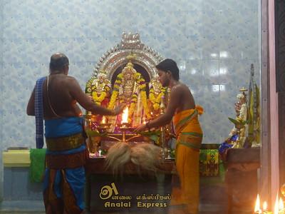 அனலைதீவு  ஹரிஹர ஐயனார் ஆலய ஐந்தாம் நாள் மஹோற்சவம்-02-08-2017