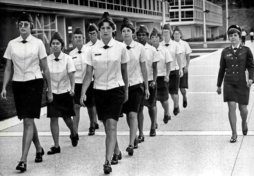 . U.S. Air Force Academy Cadets, 1976. The Denver Post Library Archive