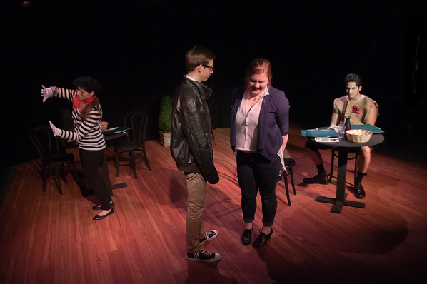 Student-Directed One Acts
