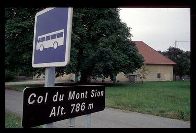 1993 Velotour Südfrankreich