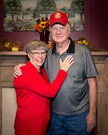 Kim Forquer Parents 50th Wedding Anniversary