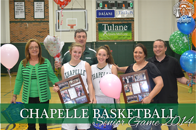 Basketball Senior Game 2014