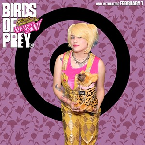 February 05, 2020 - Birds Of Prey Houston Screening