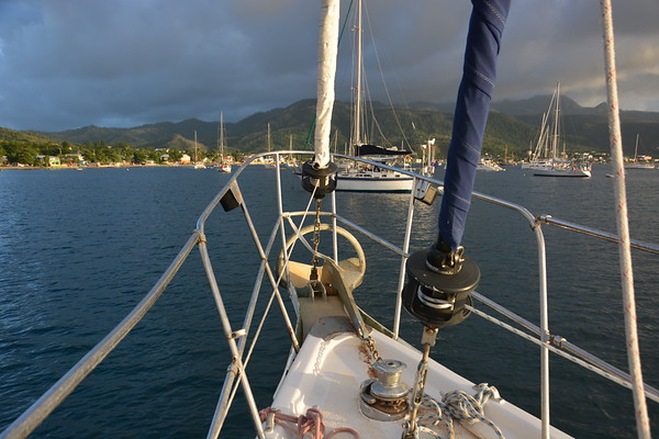 Prince Rupert Bay, Portsmouth Dominica