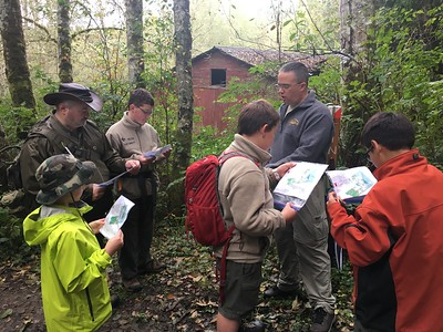 Land Navigation - Oct 1