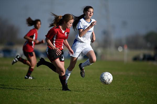 12: Sting Soccer- Ellie Henry