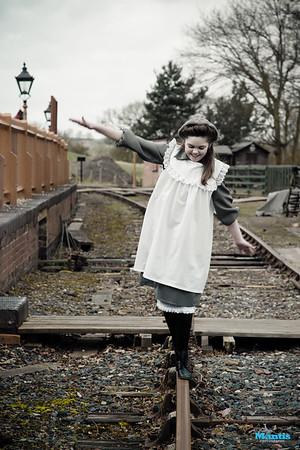 Mantis - Mani Miller 'The Railway Children' April 2015