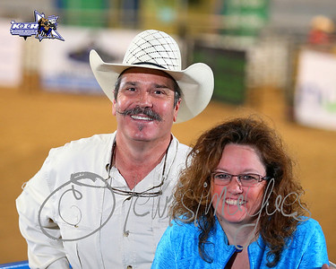 Kindersley Indoor Rodeo 2014 - Saturday